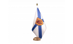 Canada Nova Scotia Table Flag