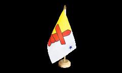 Canada Nunavut Table Flag