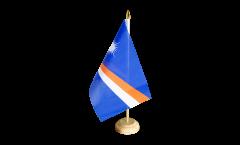 Marshall Islands Table Flag