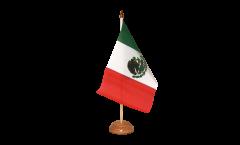 Mexico Table Flag
