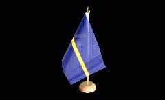Nauru Table Flag