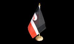 New Zealand Maori Table Flag