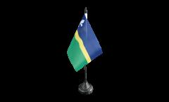 Netherlands Flevoland Table Flag