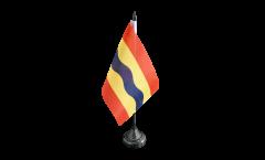 Netherlands Overijssel Table Flag