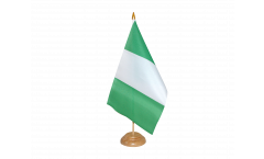 Nigeria Table Flag
