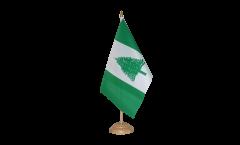 Norfolk Islands Table Flag