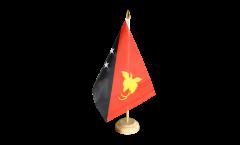Papua New Guinea Table Flag