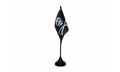 Pirate Table Flag - 3.95 x 5.9 inch