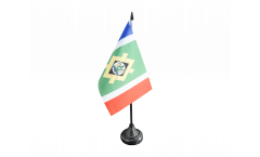 South Africa Johannesburg Table Flag - 3.95 x 5.9 inch