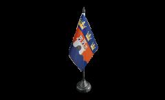 Sweden Jönköping County Table Flag