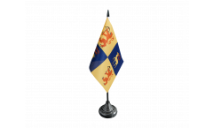 Sweden Kalmar County Table Flag - 3.95 x 5.9 inch