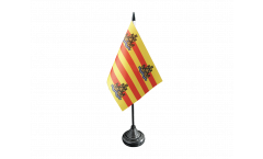 Spain Ibiza Table Flag - 3.95 x 5.9 inch