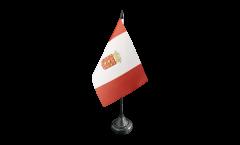 Spain La Gomera Table Flag - 3.95 x 5.9 inch