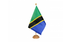 Tanzania Table Flag