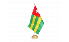 Togo Table Flag