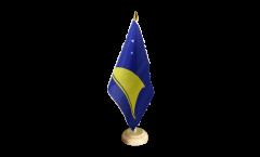 Tokelau Table Flag