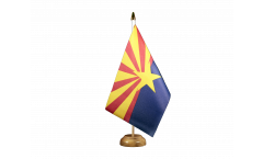 USA Arizona Table Flag