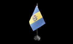 USA City of Philadelphia Table Flag