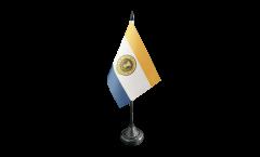 USA City of San Jose Table Flag