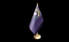 USA Nevada Table Flag