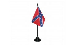USA Southern United States Table Flag - 3.95 x 5.9 inch