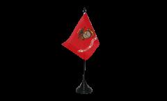USA US Marine Corps Table Flag - 3.95 x 5.9 inch