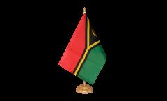 Vanuatu Table Flag