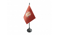 Venezuela Caracas Table Flag - 3.95 x 5.9 inch