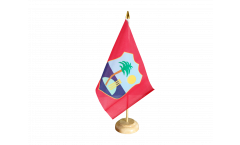 West Indies Table Flag