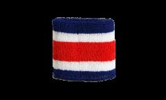 Schweißband Costa Rica - 7 x 8 cm