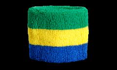 Schweißband Gabon - 7 x 8 cm