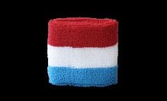 Schweißband Luxembourg - 7 x 8 cm
