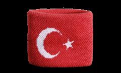 Schweißband Turkey - 7 x 8 cm