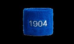 Schweißband 1904 Schalke - 7 x 8 cm