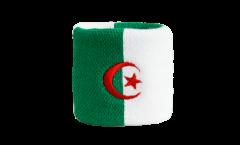 Schweißband Algeria - 7 x 8 cm