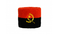 Schweißband Angola - 7 x 8 cm