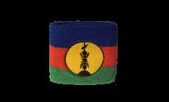 Schweißband France New Caledonia Kanaky - 7 x 8 cm