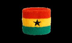 Schweißband Ghana - 7 x 8 cm