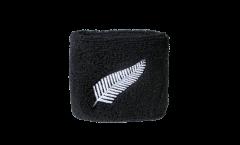 Schweißband New Zealand feather all blacks - 7 x 8 cm