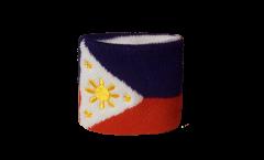 Schweißband Philippines - 7 x 8 cm