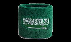 Schweißband Saudi Arabia - 7 x 8 cm