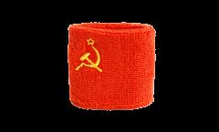 Schweißband USSR Soviet Union - 7 x 8 cm